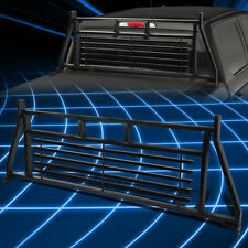 Pickup Truck Headache Rack Rear Cab Window Safe Guard for 99-17 Chevy Silverado