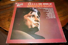 Disque vinyle 33 TOURS THE SOUND OF JOHNNY CASH EN BON ETAT