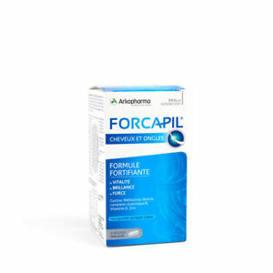 Arkopharma Forcapil Hair & Nails 180caps growth,vitality,anti-hair loss,stronger