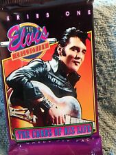 """NOS 1992 THE RIVER GROUP """"THE ELVIS COLLECTION"""" CARDS OF HIS LIFE SERIES ONE #2"""