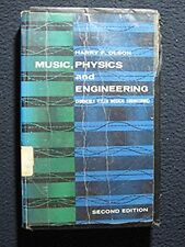 Music, Physics and Engineering (Dover Books on Music) [Paperback] [Jun 01, 196..