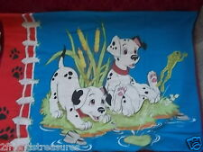 101 Dalmations Disney Pillow Case Childrens Bedding Dalmations Puppy Pillowcase