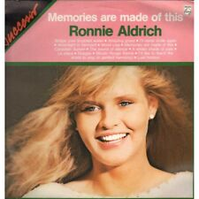 Ronnie Aldrich Lp Vinile  Memories Are Made Of This Nuovo