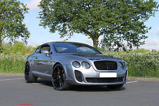 Bentley Continental GT or GTC Super Sport Style Body Kit