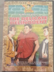 The Delicate Delinquent (DVD, 2004) NEW+SEALED Free Postage