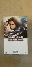 Hot Toys Captain America Civil War Winter Soldier MMS351..New with shipper