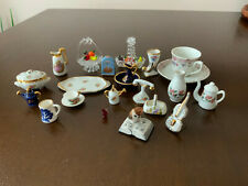 Miniature Limoges France Leart Napco Japan Italy Finsbury Collectible porcelain