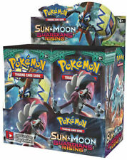 Pokemon TCG Sun & Moon Guardians Rising Booster Box 36 packs