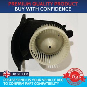 BLOWER TO FIT RENAULT KANGOO MASTER VAUXHALL MOVANO MERCEDES CITAN NISSAN NV400