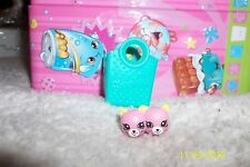 NEW Shopkins Season 4 - Special Edition Petkins - Earring Twins 4-112 w/bag