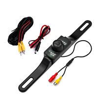 7LED Car Rear View Backup Camera Reverse Back Up Night Vison Wireless Cams