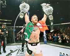 Conor McGregor Signed UFC 8x10 Photo MMA The Notorious LEGEND RAD Reprint