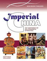IMPERIAL CHINA: SIX CENTURIES OF ALL-POWERFUL DYNASTIES - BOOK  9780864271457