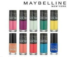 MAYBELLINE COLOR SHOW 60 Seconds NAIL POLISH Lacquer  | Choose your Shade | 7ml