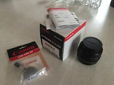 Canon EF 50mm f/1.4 USM with Filer Telephoto Lens for Canon SLR Camera