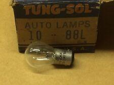 BOX Vintage TUNG-SOL 88L 6-8V 15CP LIGHT Lamp NOS NIB BULBS Car OLD Truck Bus