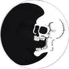 CHAPA/BADGE DEAD MOON . pin button fred cole pierced arrows lollipop shoppe rats