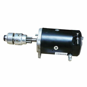 FORD NAA 600 601 800 801 2000 4000 TRACTOR 12V STARTER W/ DRIVE C3NF11002D