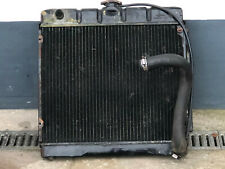 Mercedes Benz W114 W115 Kühler Wasserkühler BEHR 1145011001 Original Oldtimer