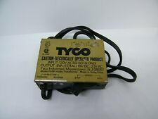 DC Hobby Transformer TYCO Model 899B Train Controller HO Scale Used
