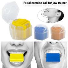 US Jawline Exerciser Jawlineme Exercise Fitness Ball Neck Face Jawzrsize Jaw