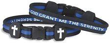 Power Armor Titanium Filled Sports Wristband Bracelet Balance : Serenity Prayer