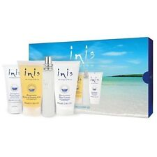 Inis Energy of the Sea Discovery Set Cologne Hand Cream Shower Gel Lotion NIB