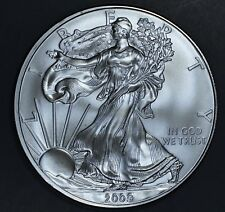 2009 1 oz AMERICAN SILVER EAGLE BRILLIANT UNCIRCULATED ASE  SKU2009B