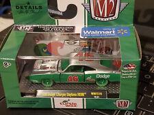 M2 MACHINES WALMART EXCLUSIVE TURTLE WAX 1969 DODGE DAYTONA SUPER CHASE 1/250