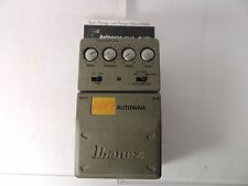 IBANEZ AW7 AUTO WAH FILTER EFFECTS PEDAL WAH + DISTORTION TONELOK
