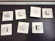 Lot de 7 interrupteurs de volets roulant (Somfy)