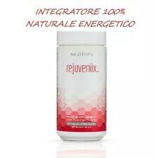 Rejuveniix integratore NATURALE 100% aumento umore,energia,concentrazione 40 gg