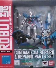 Robot Spirits G00 Gundam Exia Repair II & Repair III Parts Set Metal Build NEW