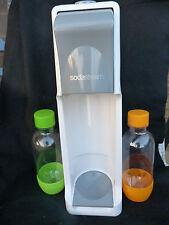 Sodastream  Wassersprudler  Sodaclub mit CO² Zylinder und Flaschen