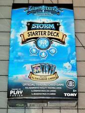Lightseekers Trading Card Game Starter Deck, STORM NEW!