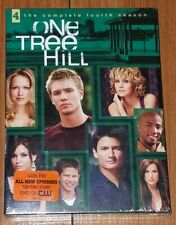 One Tree Hill: The Complete Fourth Season (DVD, 2007, 6-Disc Set) New Sealed