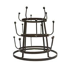 Mug Holder Tree Organizer/Drying Rack Stand (Bronze) For Rae Dunn Mugs Coffee