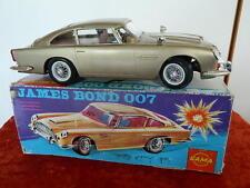 Gama 4900 James Bond Aston Martin DB5 im Originalkarton - 60er Jahre