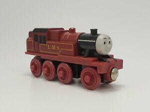 Thomas & Friends Wooden Railway Arthur Engine 2003 Train