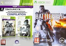 Ghost recon future soldier et advance warfighter 2 & battlefield 4 new & sealed