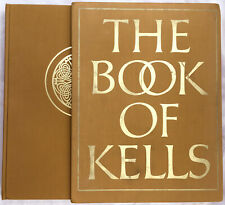 The Book of Kells: Reproductions from Manuscript Trinity College Dublin slipcase