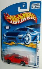 Hot Wheels 2002 #037 First Editions #25 of 42 Lancia Stratos Red Chrome PR5s