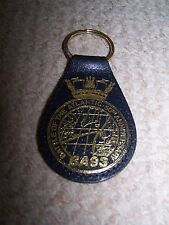 Battle of the Atlantic Key Ring and Fob