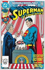DC Comics - Armageddon 2001: Superman in Action Comics - #3 1991