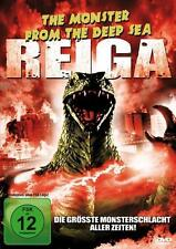 Reiga - The Monster from the Deep Sea Yukijiro Hotaru - DVD Neu!