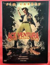Ace Ventura: When Nature Calls (DVD, 1997) G
