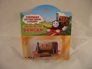 ERTL Thomas the Tank Engine Duncan Limited Edition Die Cast