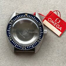 Genuine OMEGA Seamaster 120 Watch Case with Bezel. NOS. Ref ST 166.073.