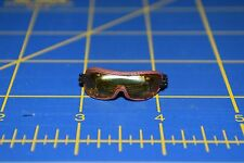 """1:6 scale Yellow Tinted Red Goggles Eyewear for 12"""" Action Figures C-194"""