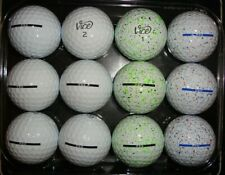 """New listing 12 Vice """"Pro"""" mix of used golf balls"""